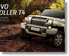 The New Ford Troller T4 Is Only Available In Brazil. Problem?