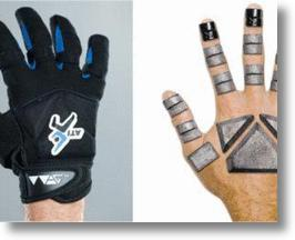 ATI Weighted Agility Glove