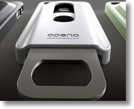 iPhone Beer Opener, The Opena