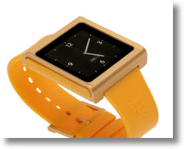 Turn Your iPod Nano into a Watch with the Nanox Conversion Kit