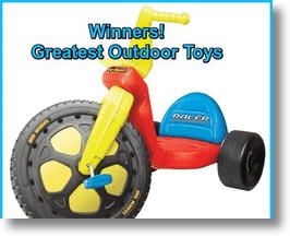 Best OutDoor Toy Winners