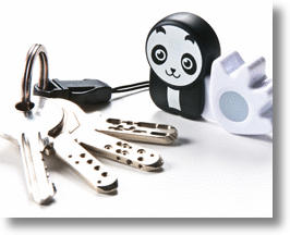 Poken Networking USB Key, the Social Online Business Card