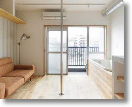Marriage-Hunting Apartments Feature A Stripper Pole In The Living Room