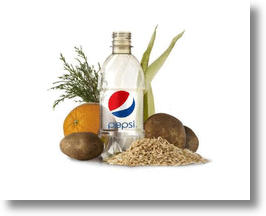 PepsiCo Announces A Bio-Based, 100% Recycleable Bottle