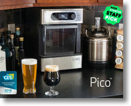 PicoBrew Craft Beer Countertop Brewer