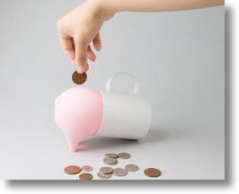 Greedy Pig Piggy Bank