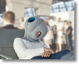 Power Nap Head Pillow (Ostrich Pillow)