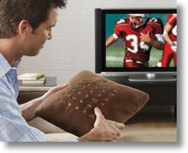 Pillow Universal TV Remote