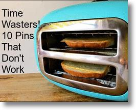 Top 10 Pinterest Time Wasting Tips