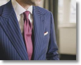 Bulletproof suit by Garrison Bespoke