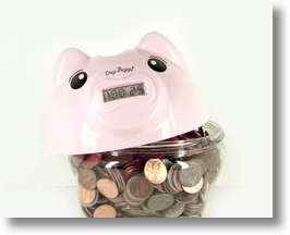 Digi-Piggy bank by Cisco