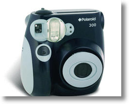 The Polaroid 300. Just like Dad's, only cooler.