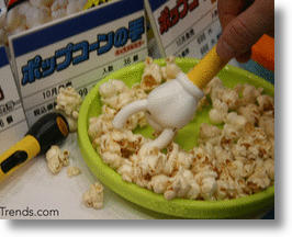 Popcorn Grabber