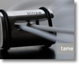 Tame tangled cords with the Pinza!