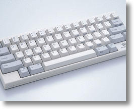 Happy Hacking Keyboard Could Be Just Your Type