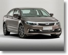 Qoros 3 Sedan To Debut At 2013 Geneva International Motor Show