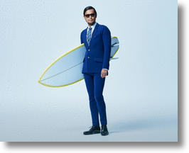 True Wetsuits Take Business Suits From Boardroom To Beach