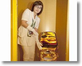 Gold Plated Toilet is a Throne with the Midas Touch