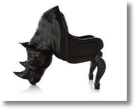 Get inspired by reinvented animal chairs!