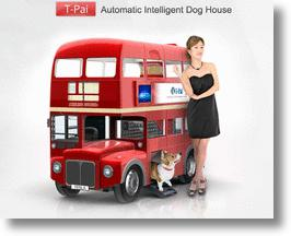 T-Pai Automatic Intelligent Dog House