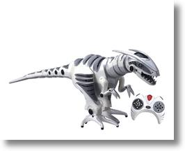 Who wouldn't want a robotic raptor friend?