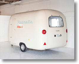 Roomette: A Lightweight Trailer That's Big On Inner Space