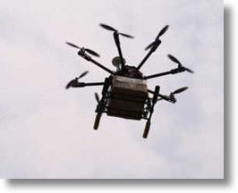 Drone Delivery Could Be The Courier Industry's Next Big Boom