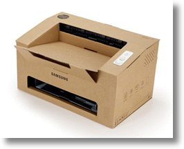 Samsung Origami Printer
