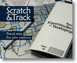 Scratch and Track map.