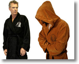 Jedi bath robe.