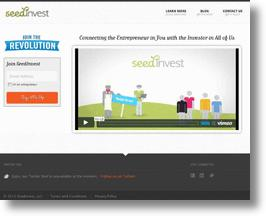 Deal with big name investors of your business with Seedinvest.