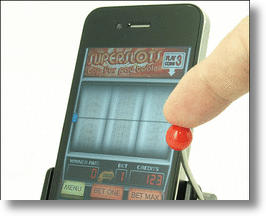 'Jackpot Slots' Turns Your iPhone Into A One-Armed Bandit