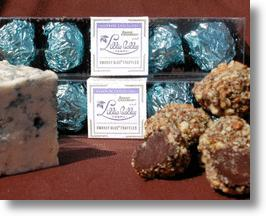 Smokey Blue Truffles