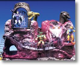 Snake Mountain He-Man Toy