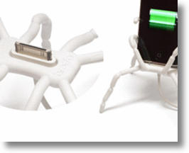 Spider Podium Grips Gadgets With 8 Articulated Arms