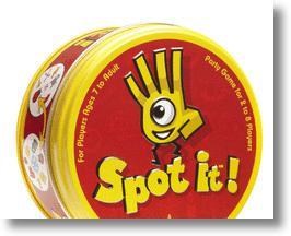 It's easy to spot the fun in Spot It!