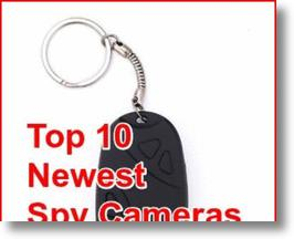 Top 10 New Best Surveillance Cameras And Hidden Spy Cameras