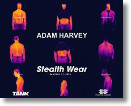 Stealth Wear Event Poster, Primitive Boutique, West LondonWe