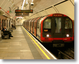 London Subway Teaser