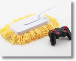 Remote Control &quot;Sugoi Mop&quot; From Japan Turns Gamers Into Cleaners