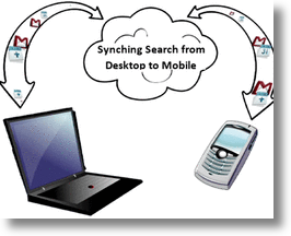 desktop search to sync with mobile search