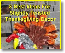 Tampon Turkey Decor