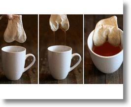 Teabagging Tea Bag