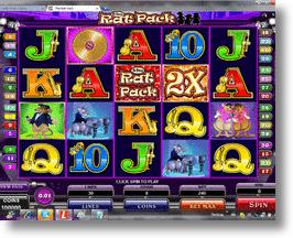 Rat Pack Slot Machine