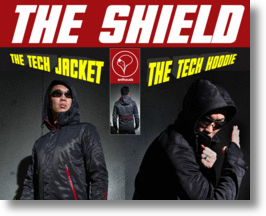 Tech Jacket or Tech Hoodie. Which one do you choose?