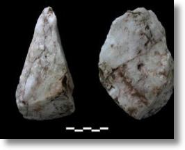 Cretan stone tools.