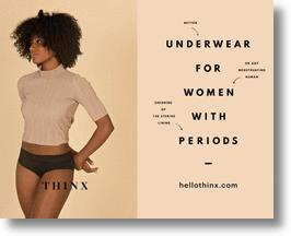 Thinx Period Underwear
