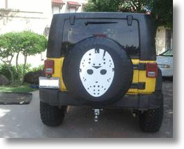 Spare Me! The Top 13 Scary Spare Tire Covers