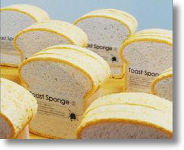 Toast Sponge Breaks The Mold When It Comes To Kitchen Cleanups