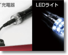 New LED Flashlight Can Charge Your Cell Phone